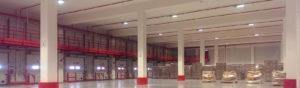Электромонтаж склада, электромонтажные работы на складе